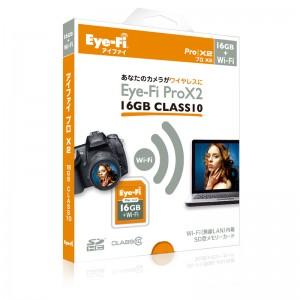 Pro X2カード/Eye-Fi Mobiカード