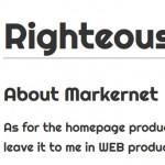 手軽に雰囲気を変える!無料英字webフォントのまとめ -個性的編-