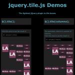 ブロック要素の高さを揃えるのに便利なjqueryライブラリ【jquery.tile.js】