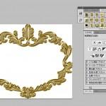 ボタンを押すだけ!? 【Photoshop】 フリー  レイヤースタイル ゴールド(金色)系 厳選素材まとめ!