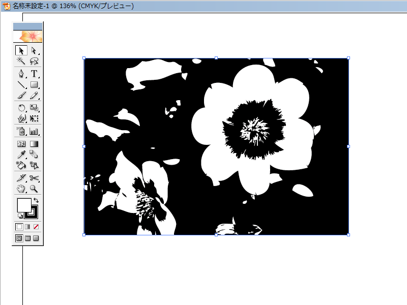 Illustrator カラーをグレースケールに一括変換する …