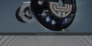 ATH MSR7(ポータブルヘッドホン)|オーディオテクニカ